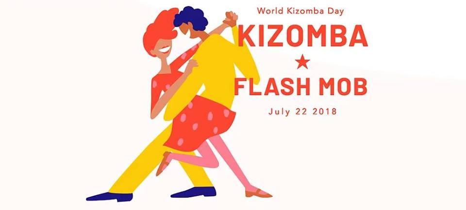 World Kizomba Day - Kizomba Flash Mob 2018