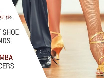 BEST SHOE BRANDS FOR KIZOMBA/SEMBA DANCERS