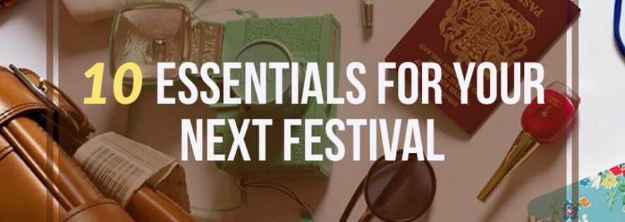10 Essentials for dance festivals