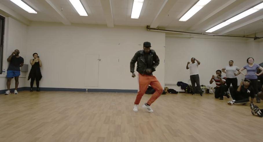 MANUEL KANZA - KUDURO DANCE