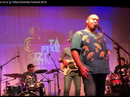 Paulo Flores Live @ Ta Fixe Kizomba festival 2018