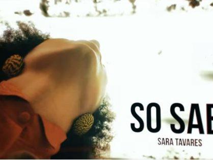 SARA TAVARES RELEASE VIDEO TO SO SABI