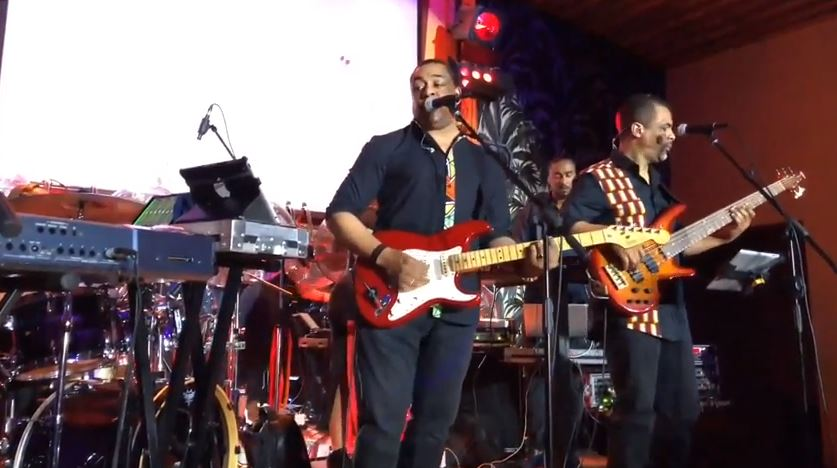 Tabanka Djaz Live @ Pikante' Festival 2018