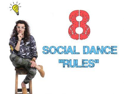 8 Social Dance Rules