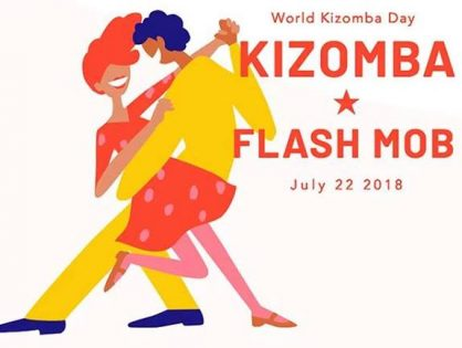 World Kizomba Day - Kizomba Flash Mob 2018