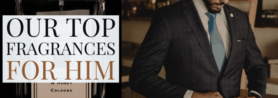 Our Top 5 Fragrances For Men 2018