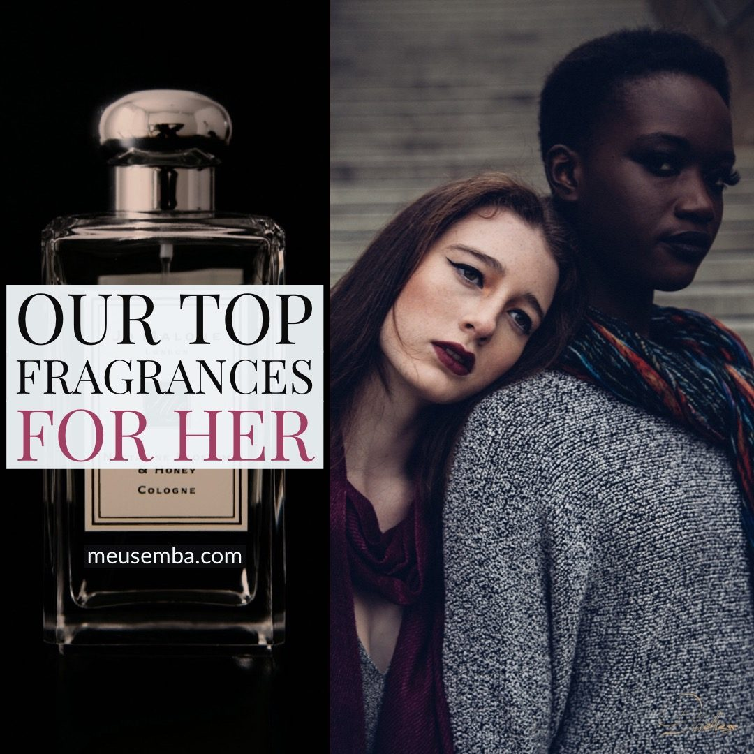 Our Top 5 Fragrances For Women 2018